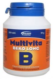 Multivita Beko Long 200 depottabl.