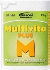 Multivita Plus 30 tabl