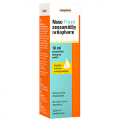 Naso Fresh seesamiöljy ratiopharm 10ml
