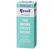 Nasolin, Nozoil Menthol nenäöljy sumute 10 ml