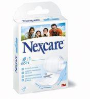 Nexcare Soft leik.laastari 8cmx1m 3M 1 kpl