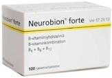Neurobion forte tabletti, päällystetty 100
