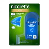 Nicorette Fruit 2mg20 kpl