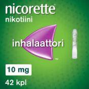 Nicorette Inhalaattori 10 mg 42 fol