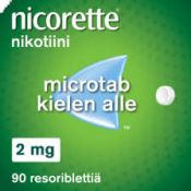 Nicorette Microtab 2 mg 90 fol