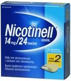 Nicotinell 14 mg/24 t depotlaastari 21