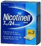 Nicotinell 7 mg/24 t depotlaastari 21