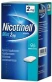 Nicotinell Mint 2 mg lääkepurukumi 96 läpipainopakkaus