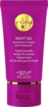 Löytö! V10 Plus Night Gel 50ml (parasta ennen 6/21)