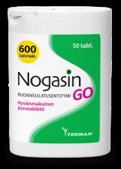 Nogasin GO 50 tabl.