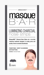 Masque Bar Liminizing Charcoal Nose Strips