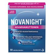 Novanight tabletti 30 kpl
