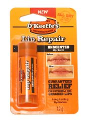 O Keeffes Lip Repair Unscented 4,2g