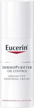 Eucerin Dermopurifyer Oil Control Adjunctive Soothing Cream 50 ml