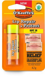 O Keeffes Lip Repair Protect & SPF 15