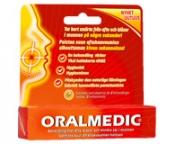 Oralmedic hoitopuikko aftoihin 2 kpl