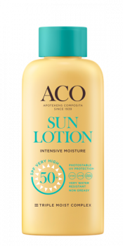 ACO Sun Lotion Intensive Moisture SPF 50+ 200 ml