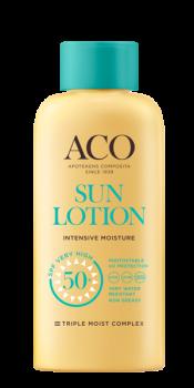 ACO Sun Lotion Intensive Moisture SPF 50+ 200 ml