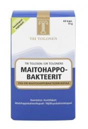 Tri Tolosen Maitohappobakteerit 60 kaps.