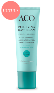 Aco Pure Glow Purifying Day Cream 50ml