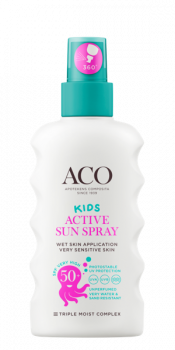 ACO Sun Kids Spray Active SPF 50+ 175 ml