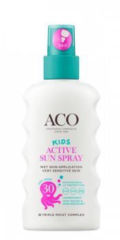 ACO Sun Kids Spray Active SPF 30 175 ml