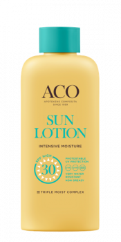 ACO Sun Lotion Intensive Moisture SPF 30 300 ml