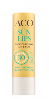 ACO Sun Lip Balm Moisturising SPF 30 5 g