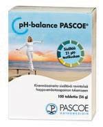 pH-balance Pascoe 100 tabl.