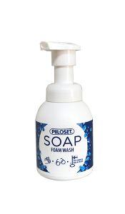 Piiloset vaahtoava saippua 100 ml