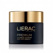Lierac Premium Silky Cream päivä/yövoide 50ml