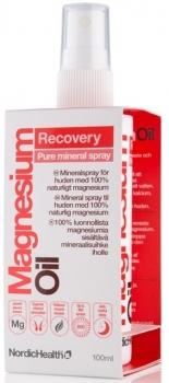 Magnesium ihosuihke Recovery, 800 suihkausta