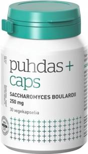 Puhdas+ Caps Saccharomyces boulardii 30 kaps.
