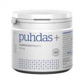 Puhdas+ Magnesiumsitraatti 250 mg 150g
