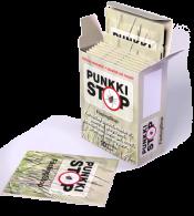 Punkki-stop karkoitepyyhe 10 kpl