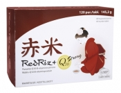 Red Riz + Q10 Strong 120 tabl.