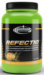 REFECTIO appelsiini palautusjuoma, 1,17 kg