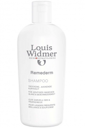 Louis Widmer Remederm Shampoo 150 ml hajustettu