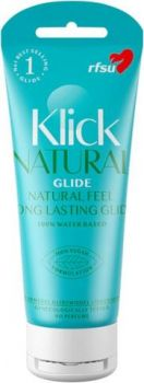 Rfsu Klick Natural Glide liukuvoide 100 ml