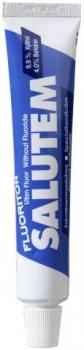 Salutem fluoriton hammastahna 70 g