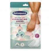 Salvequick Exfoliating Socks kuorintasukat 2 kpl