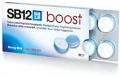SB12 boost strong mint purukumi 10 kpl