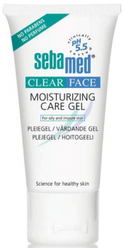 Sebamed Clear Face Moisturizing Care Gel 50 ml