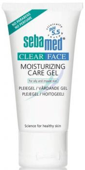 Sebamed Clear Face Moisturizing Care Gel 50 ml