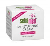 Sebamed Moisturizing Cream 75ml Kosteusvoide