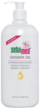 Sebamed Shower Oil suihkuöljy 500 ml pumppupullo