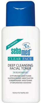 Sebamed Clear Face Deep Cleansing Facial Toner 150 ml