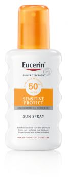 Eucerin Sensitive Protect Sun Spray SPF50+  200 ml