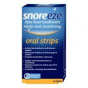 Snoreeze Oral Strips 14 kpl