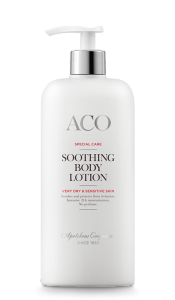 Aco Soothing Body Lotion 400 ml